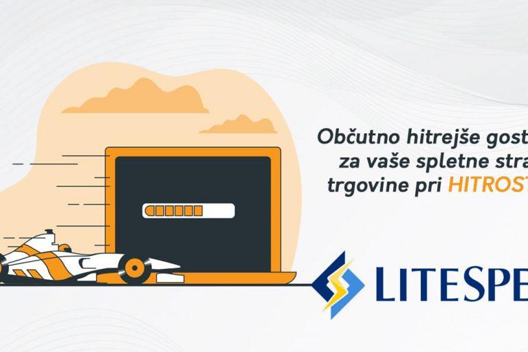 Poceni LiteSpeed gostovanje